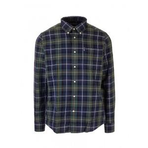 남성 셔츠 코튼 MSH4283TN55 블루 BARBOUR