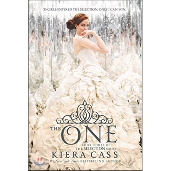 The One : Selection  03  Cass  Kiera