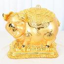 황금돼지 대 인테리어 장식품 장식 소품 인형 조각상