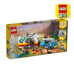 LEGO Creator 크리에이터 캐러밴 가족의 휴일_31108