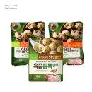 얇은피/육즙만두 6봉 (고기4개+육즙2개)