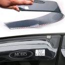 부러지지않는 폴리카보네이트 투명 PC썬바이져 차량용
