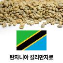 커피생두 탄자니아 킬리만자로 AA 1kg X3개