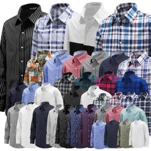 빅사이즈남성의류 셔츠/남방/와이셔츠/모음전