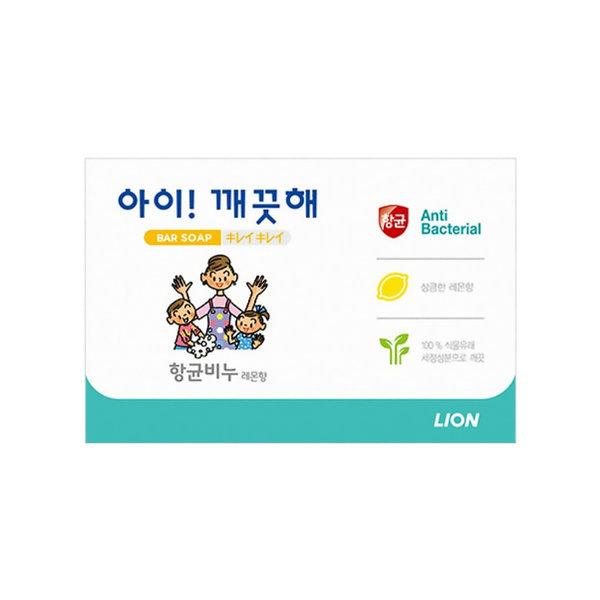 라이온 아이깨끗해 향균비누 100g 1개입