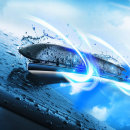 MQ4쏘렌토 전용 하이브리드 와이퍼 650/400