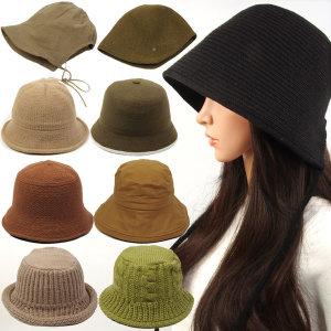 신상(벙거지/버킷햇)모자/여성/남성/보넷/가을/니트
