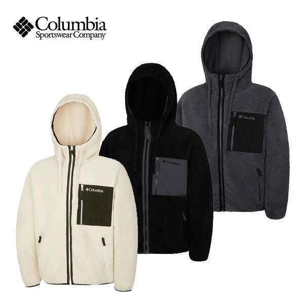(현대백화점) 컬럼비아  공용 후디 플리스 자켓 (C14-YMP318)