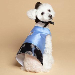 메종드독 강아지한복 도담두루마기