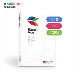 한글과컴퓨터 한컴오피스 2020 기업용 COEM / USB타입