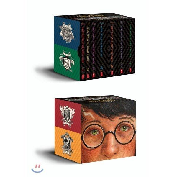 Harry Potter 20th Anniversary Box Set (미국판) : 해리포터 20주년 기념판  J  K  Rowling Brian Se...