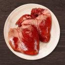 국산 냉장 돼지염통 2개 돼지심장 돼지내장 대창 곱창