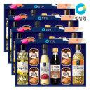청정원 행복3호 선물세트 4 SET