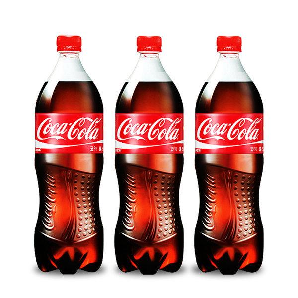 코카콜라 1.25L x 12펫 /탄산음료