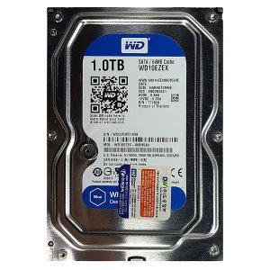WD 데스크탑 1TB HDD WD10EZEX 7200 SATA3 하드