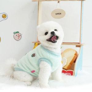 패리스프렌즈 티셔츠 후리스 강아지옷