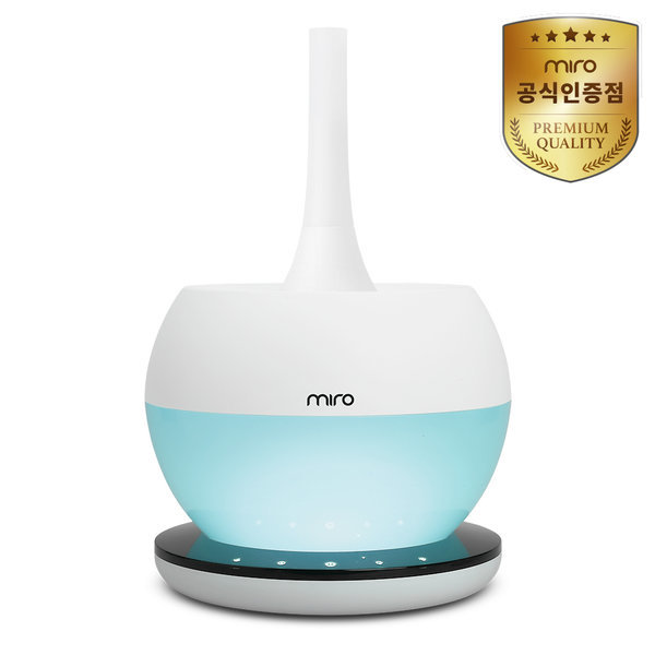 미로 완벽세척 초음파 가습기 MIRO-NR08M