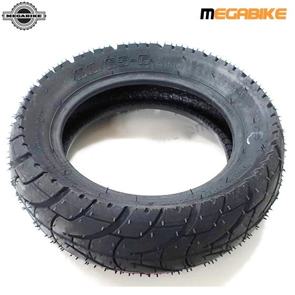 10인치 80/65-6 타이어 전동킥보드 10X3.0 10X2.50
