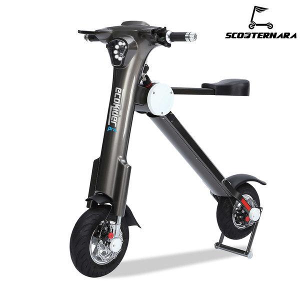에코라이더 프로 전동스쿠터 전기자전거 LG배터리/ 스쿠터나라