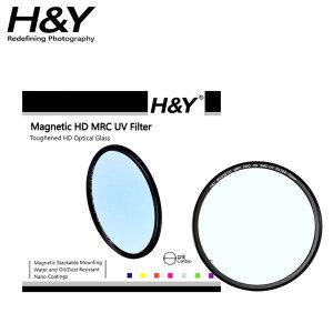 HNY Magnetic HD MRC UV 72mm 마그네틱필터
