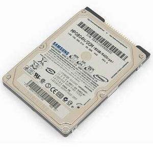 삼성 노트북용 SpinPoint HM080GC 80G 5400 8M EIDE