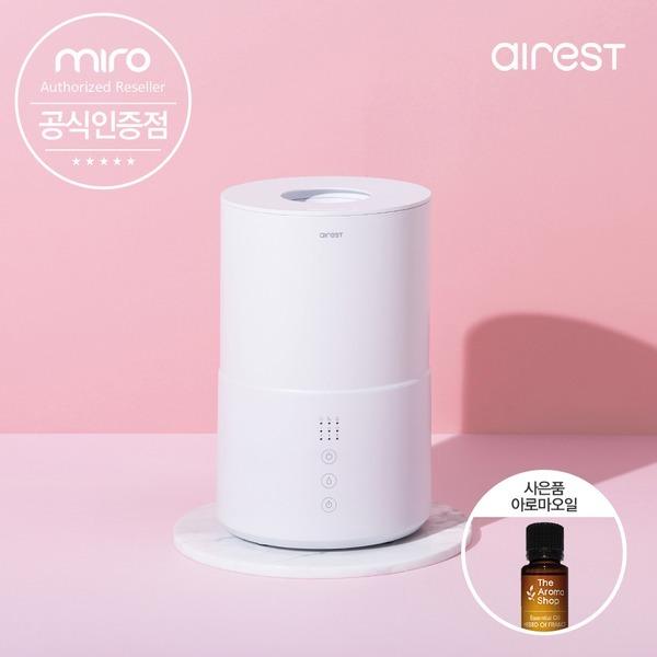 에어레스트 AR02 초음파 가습기 간편세척 공식판매점