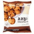(무배)초코칩쿠키 80g/과자/간식/디저트/버터링/칙촉