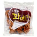 (무배)추억의 꽈배기 80g 과자/간식/스낵/오란다/강정