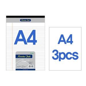프로-패드(A4/백색/NP-3232/3개입/1팩/폼텍) 한국폼텍
