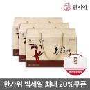 천지양 고려홍삼진액 30포x3박스