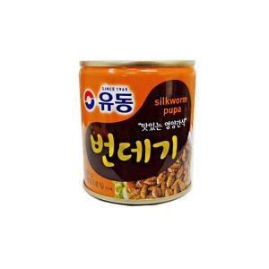 유동 유동유성물산교역/유동 번데기 280g