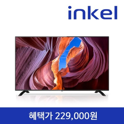 [인켈] 108cm(43) FHD TV 직영AS 무결점보증
