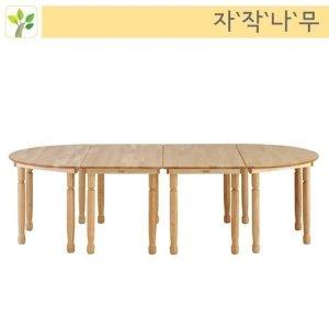 자작나무책상/대/H59cm/4개1세트