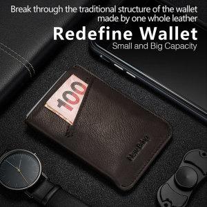컴팩트 가죽지갑 카드지갑 명함지갑 작고 가벼운 선물