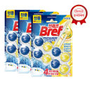브레프 파워액티브 레몬 2P x3개 변기세정제