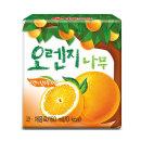 오렌지나무 150ml x 48팩 /과즙음료
