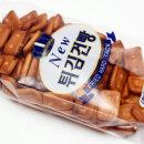 New 튀김건빵 250g/보리건빵/뻥튀기/전병/엉클팝