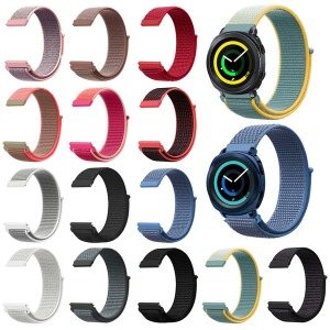 갤럭시 워치3 액티브2 기어S3 스트랩 스포츠루프