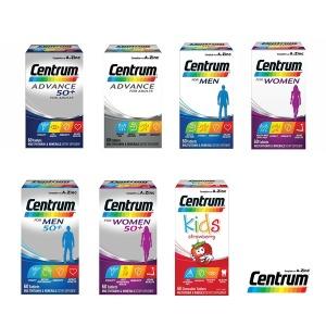 센트룸 종합비타민1+1 / 포맨포우먼어드밴스실버키즈
