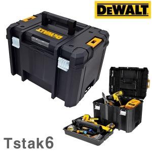 디월트 시스템공구함 Tstak6 티스텍 공구함/공구박스