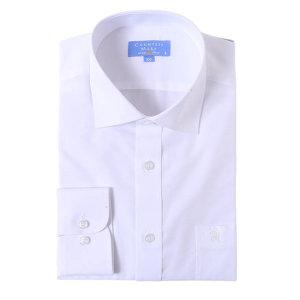면혼방 솔리드 일반핏 긴소매 셔츠 CDCT3B7301