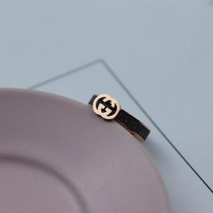 명품스타일 티타늄 G 반짝이 흑금석 써지컬스틸 반지