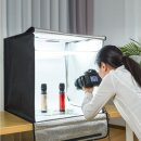 미니스튜디오 포토박스 고광량 LED포토박스A2