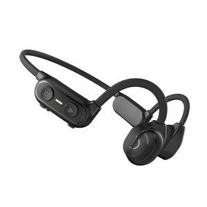AS10골전도 무선 블루투스 이어폰 이어셋 헤드셋 블랙