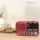 효도라디오 휴대용 MP3 K-86 미스터 미스 트로트 음원