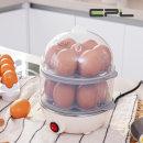 이플 2단 계란찜기 14구 계란 만두 채소 해산물 찜기