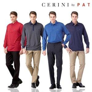 CERINI BY PAT 파격기획가  남성 카라 티셔츠 4종