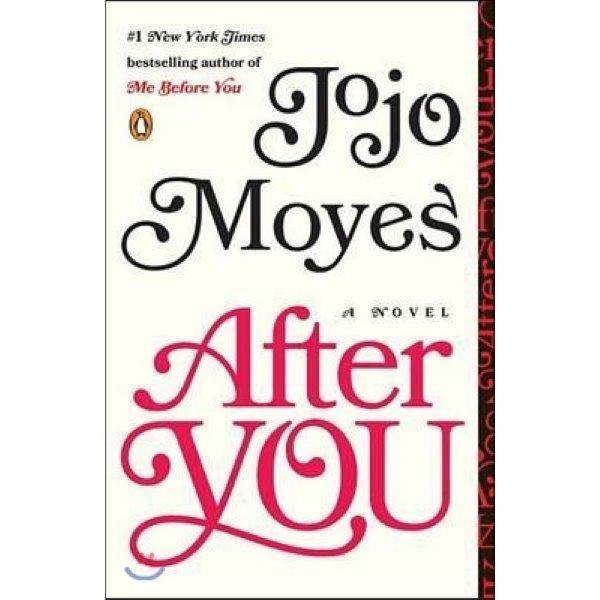 After You (미국판)  Jojo Moyes