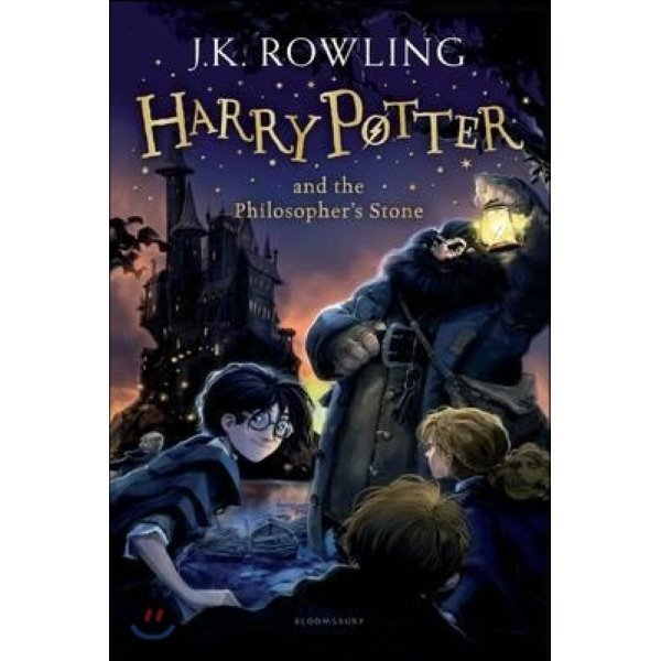 Harry Potter and the Philosopher s Stone  J K Rowling