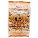 (무배)통밀펑과자 90g 과자/쌀강정/전병/간식/오란다